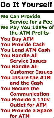 Do It Yourself Program from The ATM Ladies